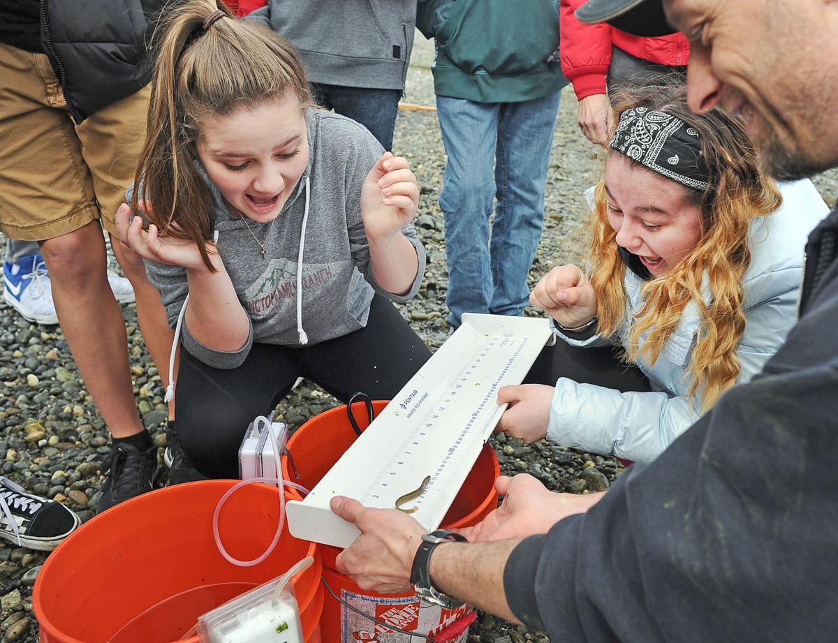 Pilot program gets students doing science