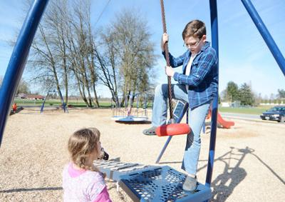 S-W's Riverfront Park reopens with new playground