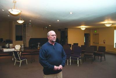 Pastor Gary Ray