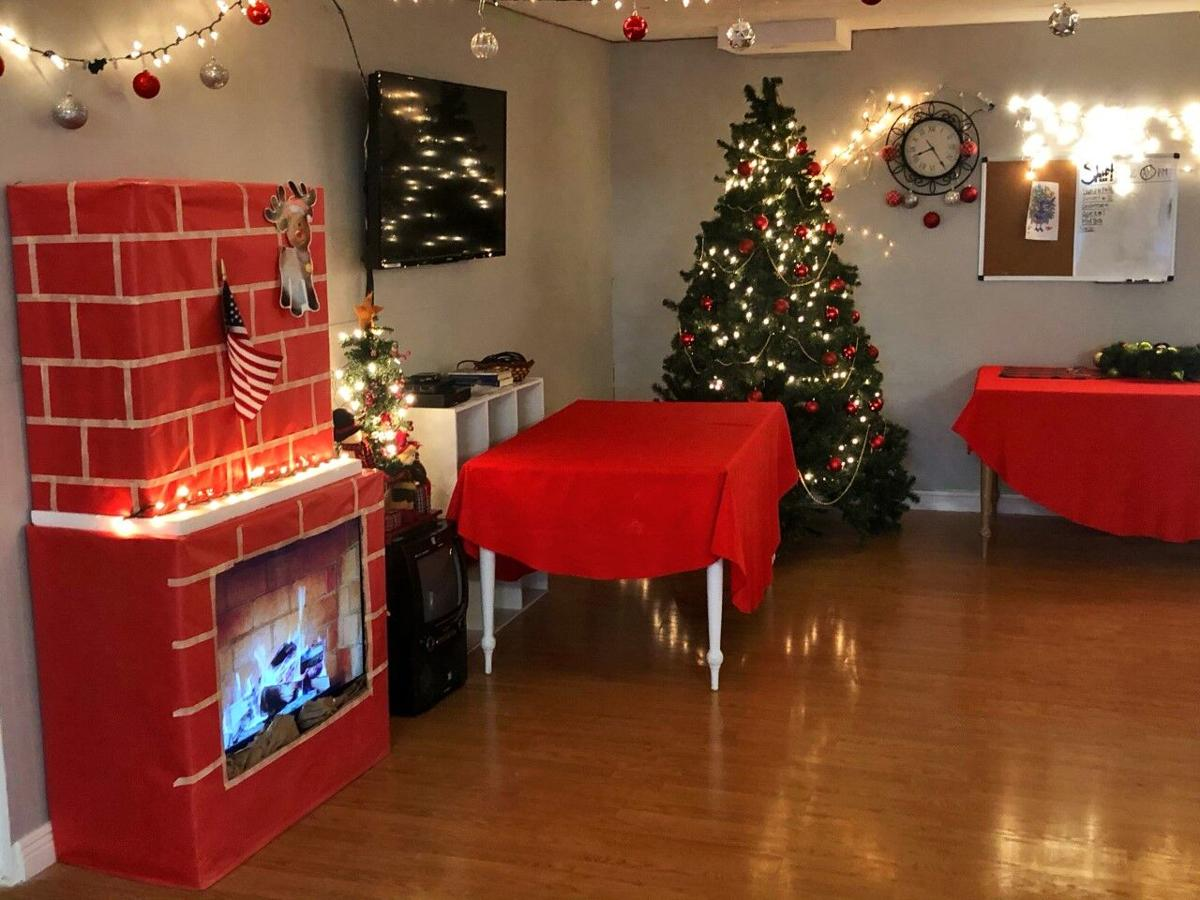 Christmas cheer sent to Cypress Assisted Living