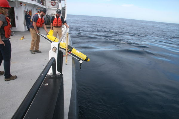 Underwater observatory to share data with those on land