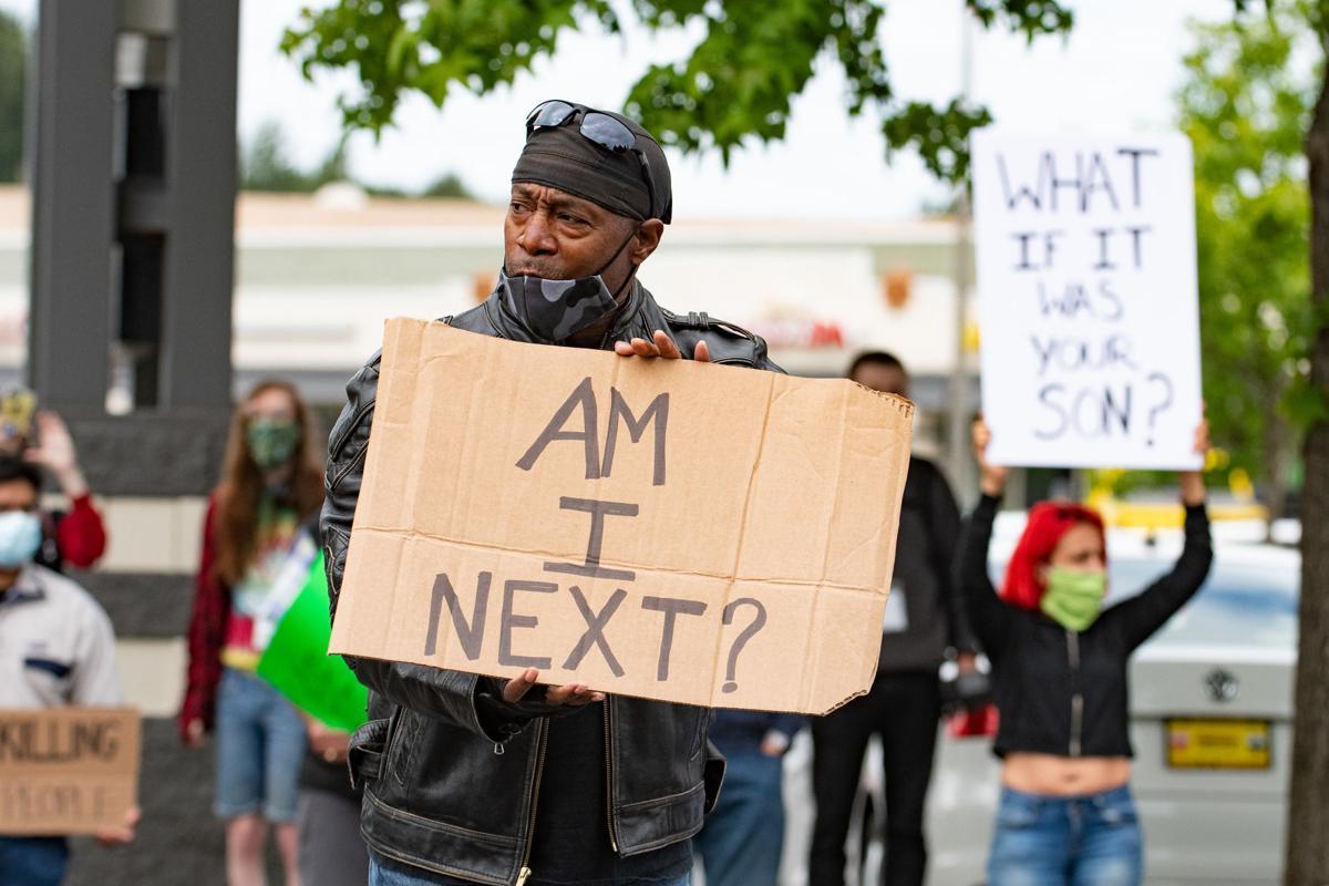 Burlington Protest