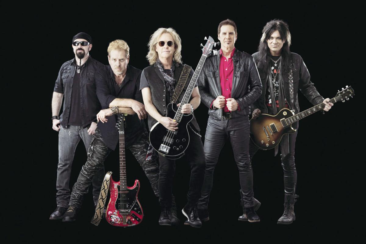 cover Night Ranger