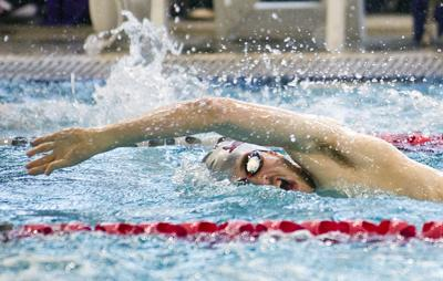 Boys Swimming: Kamiak at Stanwood, 1.7.20