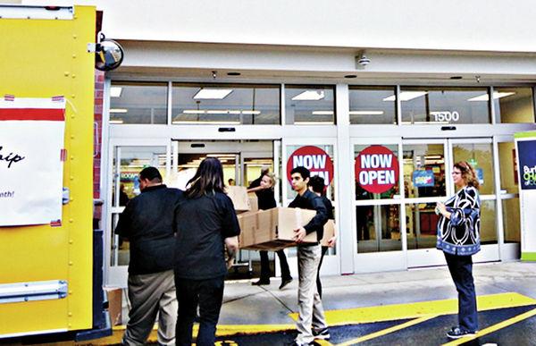 New store donates clothing, housewares to homeless shelter