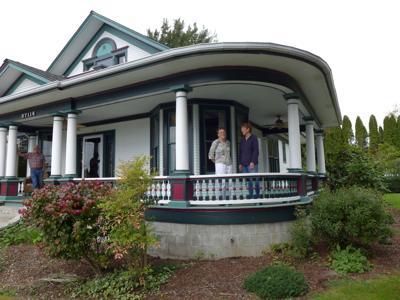 Gilbertson house