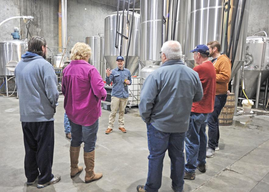 Farmstrong Brewing moves to 100 percent local grain