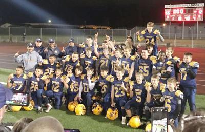 Burlington-Edison Youth Football League