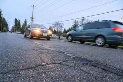 Sedro-Woolley road repairs