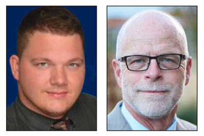 Stanwood City Council race - Metz and Roberts