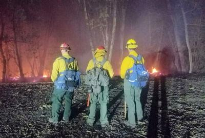 Mount Vernon fire crew sent to battle California blazes