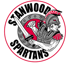 Stanwood High Spartan logo
