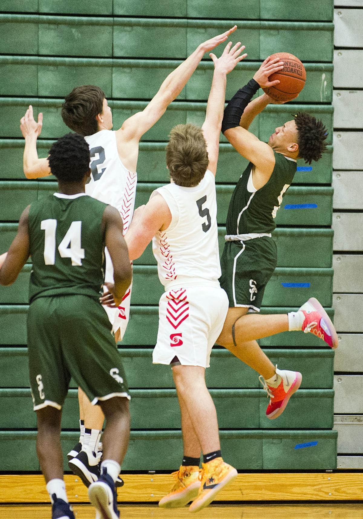 Boys Basketball: Stanwood vs. Shorecrest, 2.19.20