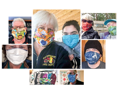 Masks in Stanwood-Camano area