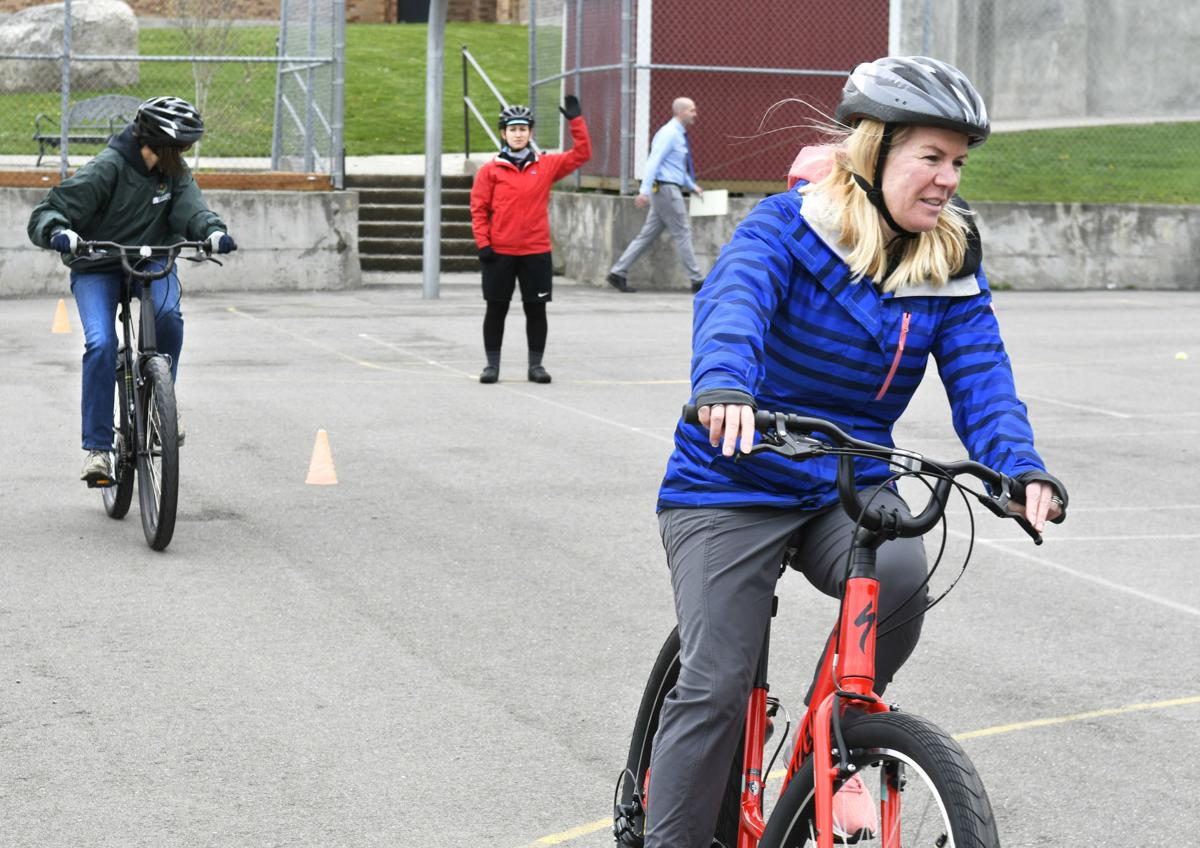 Conway bike ed grant