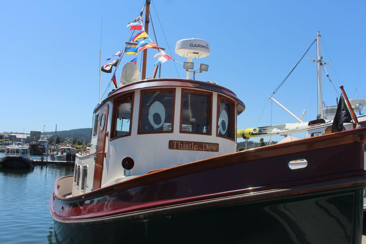 Thistle Dew Tugboat