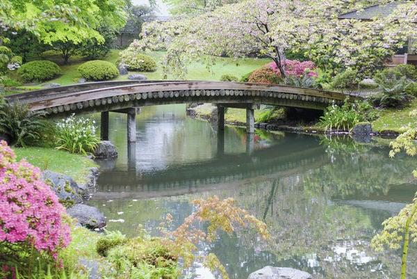 Design A Japanese Style Garden To Create A Contemplative Space