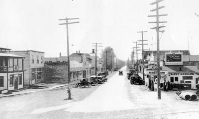 News Files: East Stanwood in 1927
