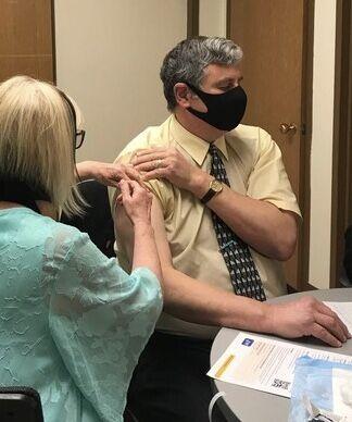 Ron Wesen COVID-19 Vaccine