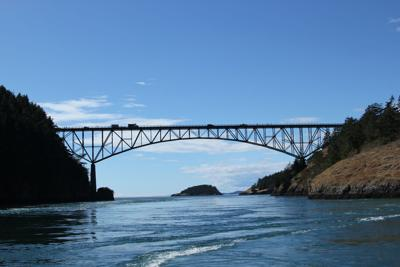 Navy may train in Deception Pass State Park
