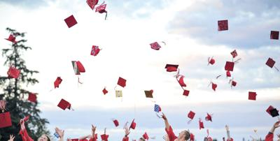 Stanwood High graduation