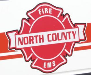 NCRFA logo (North County Fire)