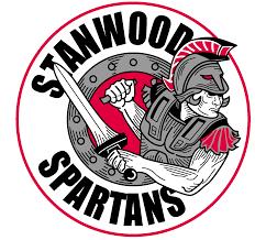 Stanwood Spartan logo