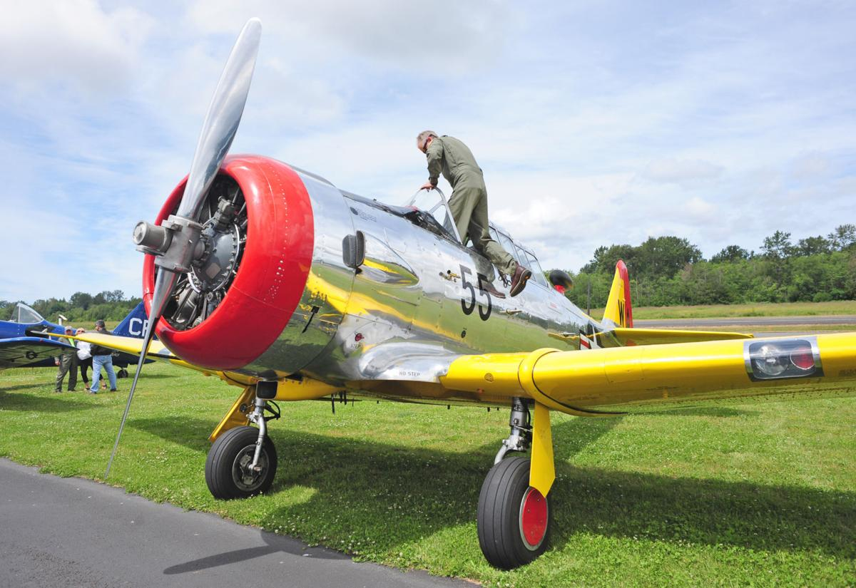 Heritage Flight Museum ramps up monthly fly days for summer