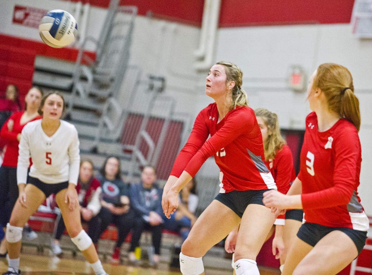 Volleyball: Marysville-Pilchuck at Stanwood, 11.5.19