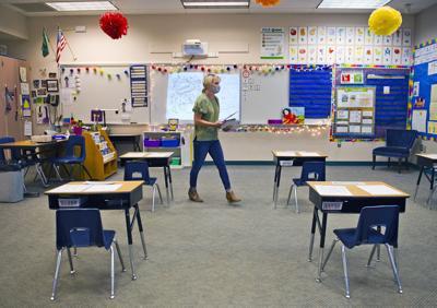 Cedarhome Elementary, 10.1.20