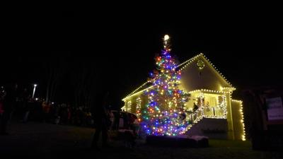 Lights on at the Schoolhouse