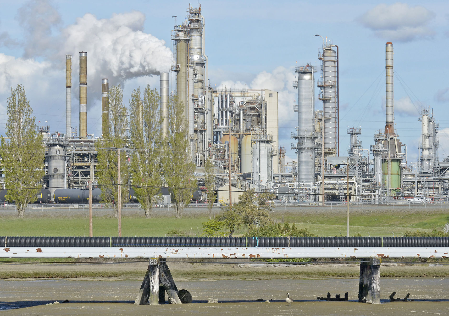 Skagit County hearing examiner approves Andeavor permit