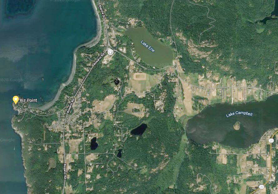 Lake Erie Mine