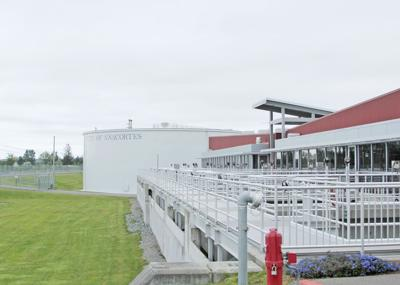 Anacortes water treatment plant