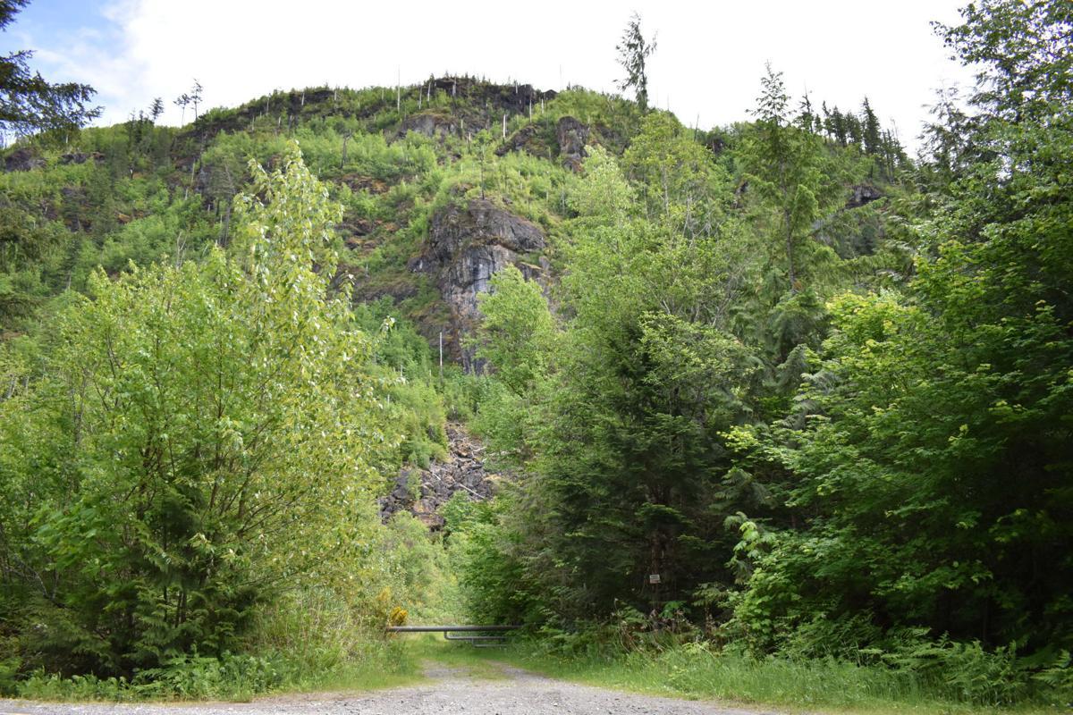Cascade Big Bear Mine site