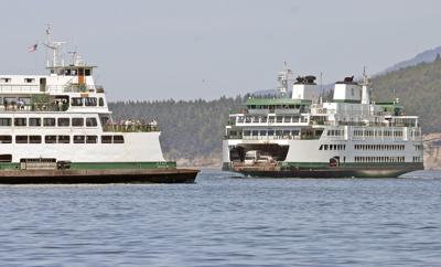Ferry route down to four boats