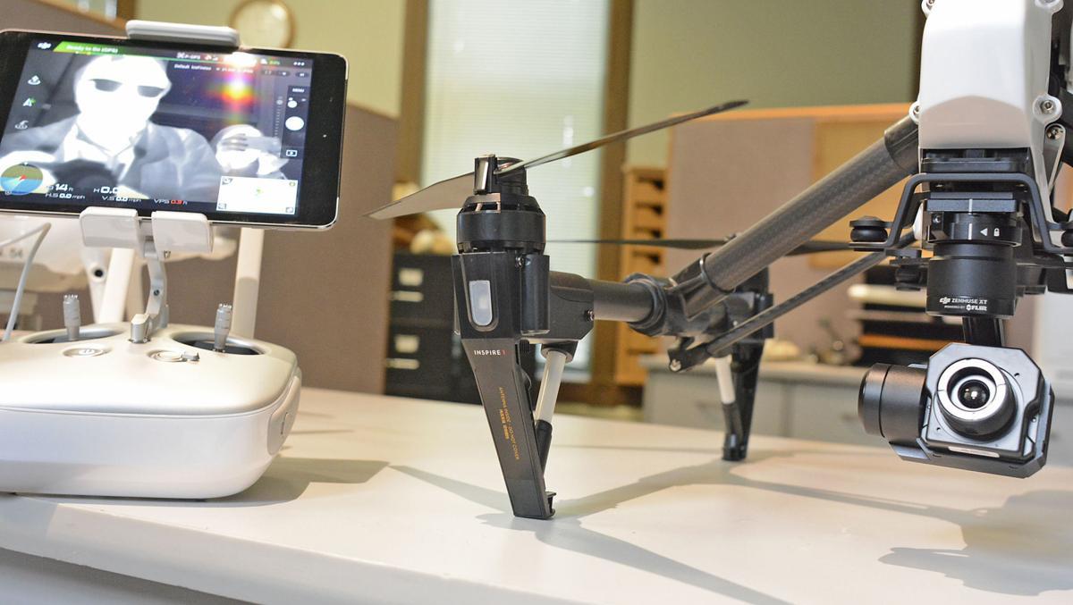 Sheriff's drones take flight