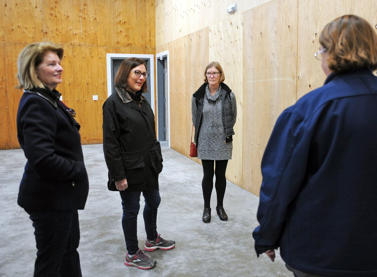 Rep. DelBene tours new Foodbank building
