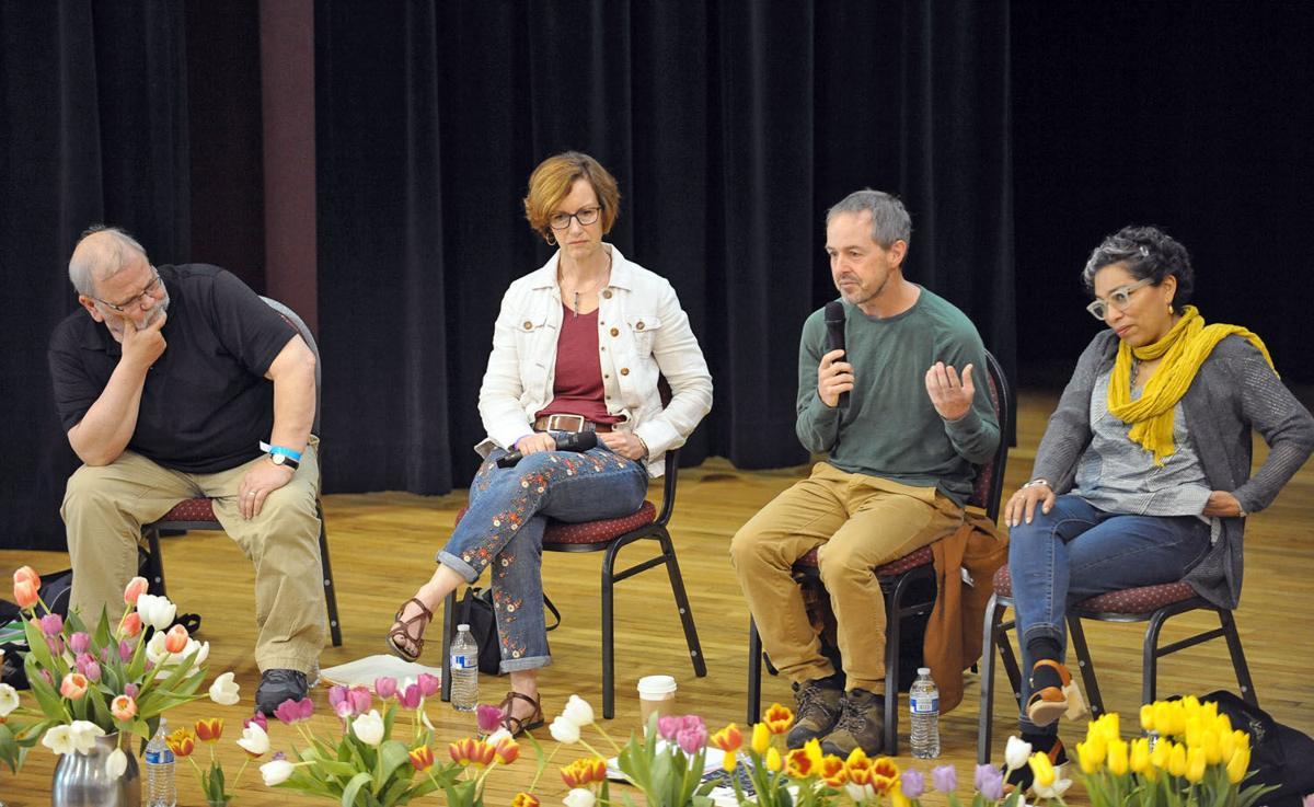 Skagit River Poetry Festival