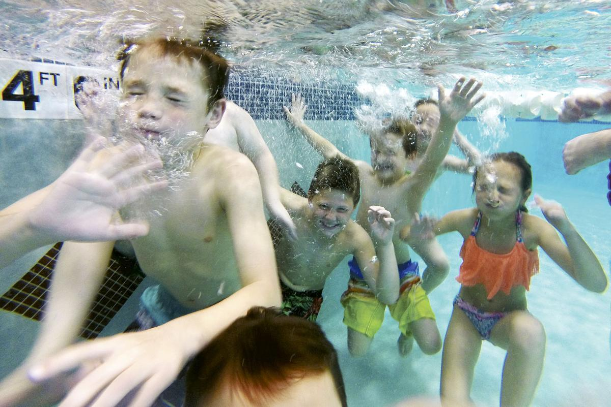 Free Swim Lessons Making A Big Splash News