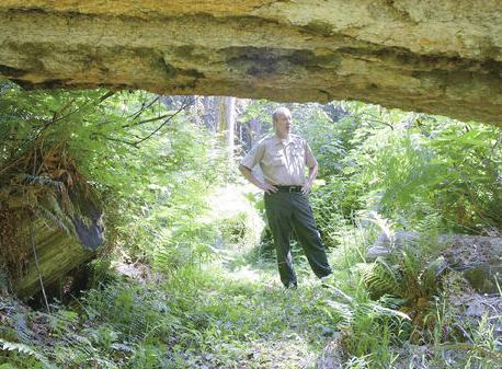 Rockport State Park's metamorphosis