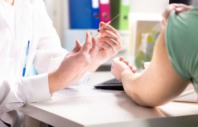 Shutterstock vaccination