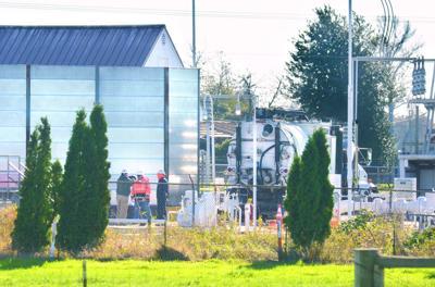 Olympic Pipeline shut at Burlington station for leak