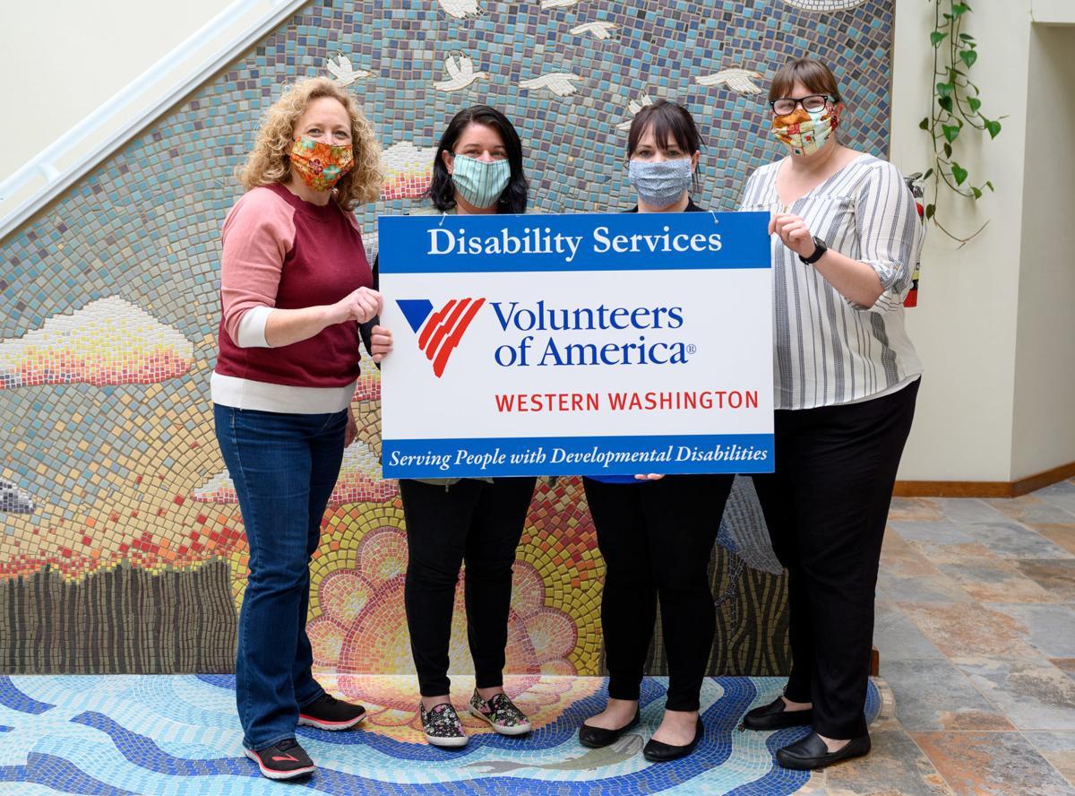 Volunteers of America Disabiltiy Services