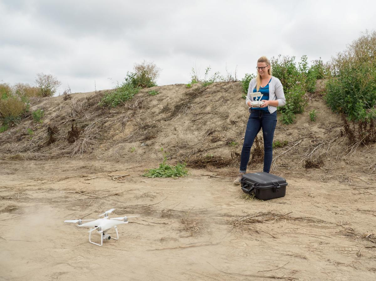 Drones in Ag