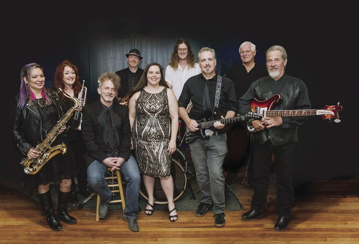 Andie Whitewing and the Soul Shaker Horns
