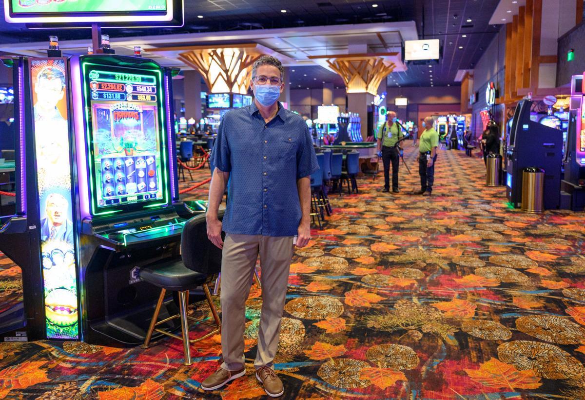 Swinomish casino jobs hotel casino cripple creek colorado