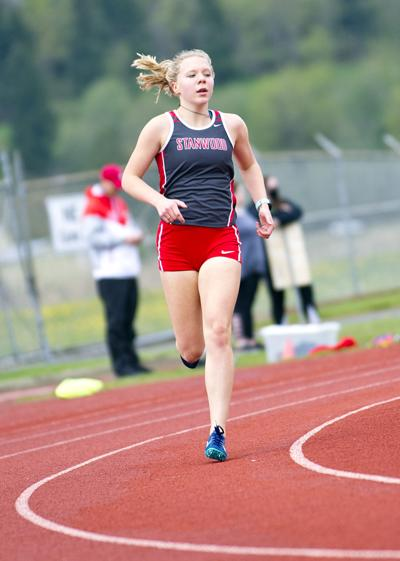 Track & Field: Stanwood and Archbishop Murphy at Marysville-Pilchuck, 4.18.19