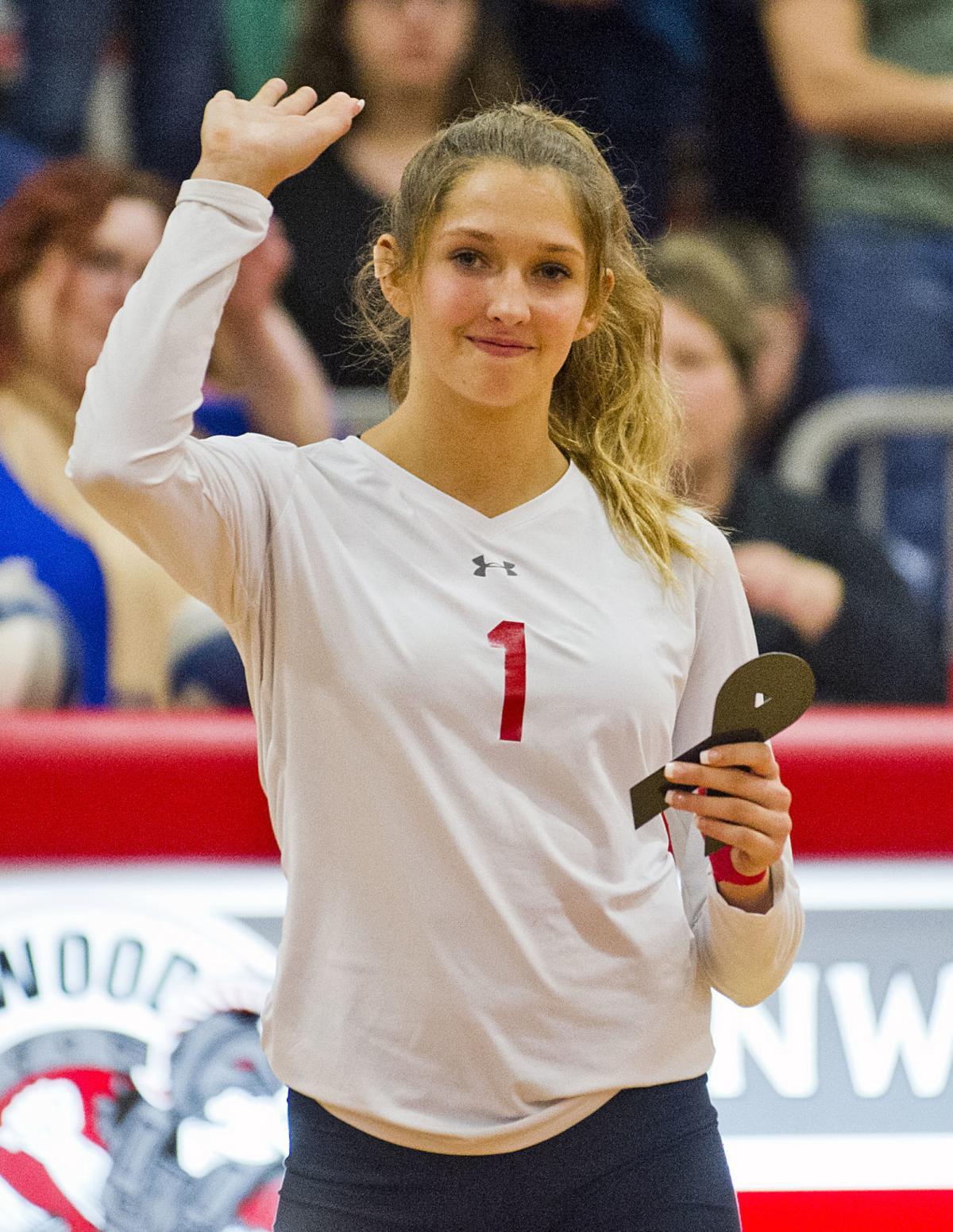 Volleyball: Arlington at Stanwood, 10.22.19