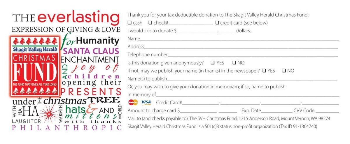 donation slip xmasfund